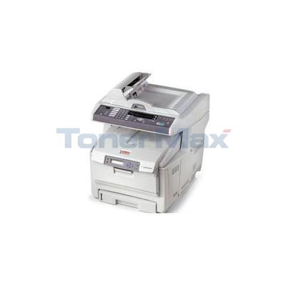 Okidata C5550n MFP 220-v